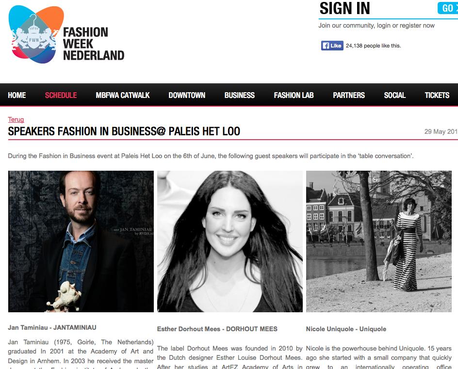 mode events 2016 nederland